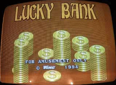 Lucky Bank screenshot