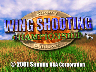 Wing Shooting Championship screenshot