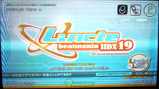 beatmania IIDX 19 Lincle screenshot