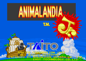 Animalandia Jr. screenshot
