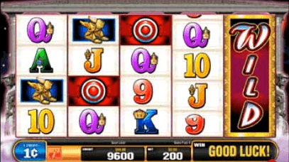 Quicksilver Slots Online