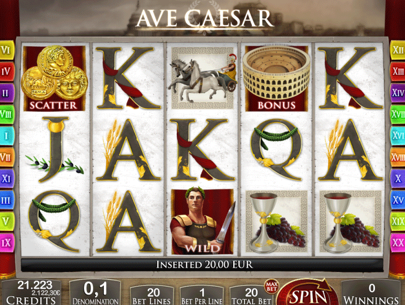 Ave Caesar screenshot