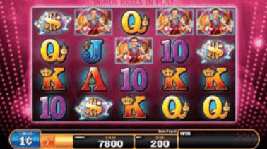 Playboy Hot Zone Slot Machine