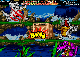 The First Funky Fighter screenshot