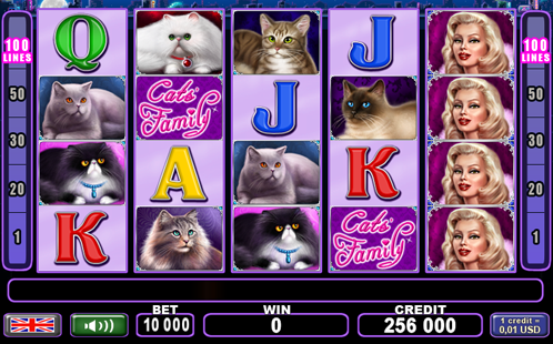 100 Cats screenshot