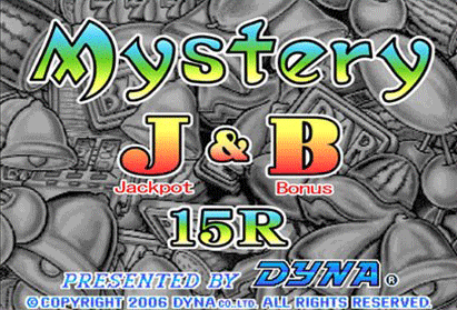 Mystery J & B 15R screenshot