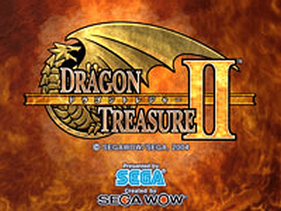 Dragon Treasure II screenshot