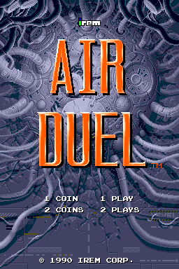 Air Duel screenshot