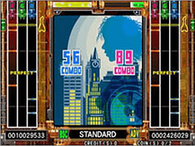 GuitarFreaks V screenshot