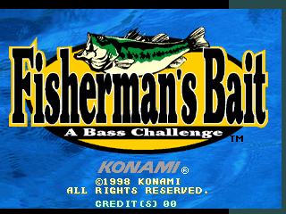 Fisherman's Bait - A Bass Challenge [Model GE765] screenshot