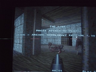 Quake - Arcade Tournament Edition screenshot