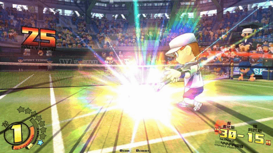 G'Spirit Tennis screenshot