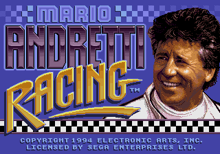 Mario Andretti Racing screenshot