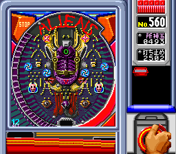 Pachinko Monogatari - Pachi-Slot Moaru Deyo!! [Model SHVC-KS] screenshot