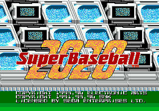 2020 Toshi Super Baseball [Model EM20027] screenshot