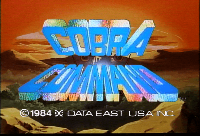 Cobra Command screenshot