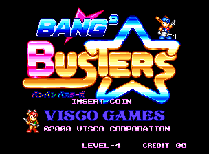 Bang² Busters [Model NGH-071] screenshot