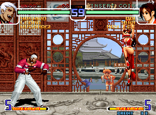 The King of Fighters 2002 Magic Plus II screenshot