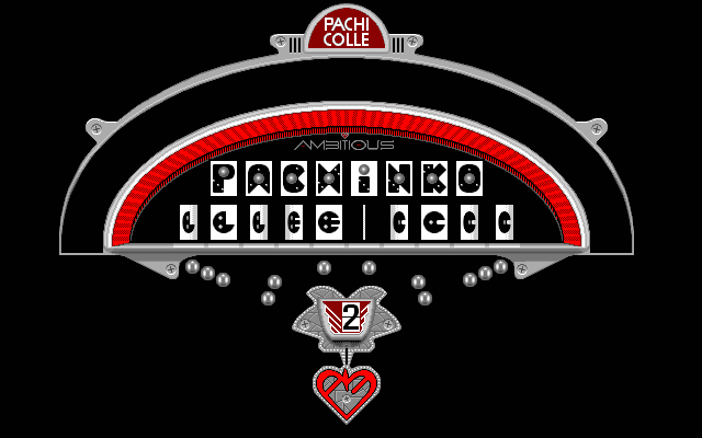 Pachinko Collection 2 - Heater King screenshot