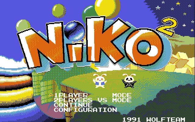 Niko² screenshot
