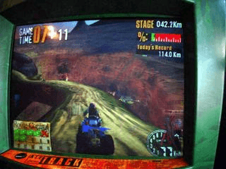 ATV Track screenshot