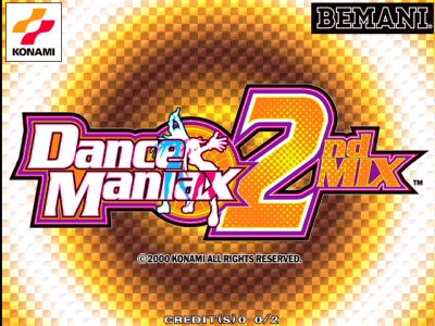 Dance Maniax 2nd Mix [Model GCA39] screenshot