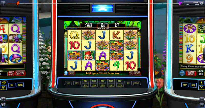 IGT Slots - Lil' Lady screenshot