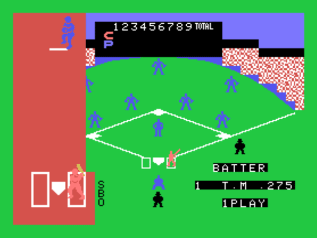 Champion Baseball [Model G-1011] screenshot