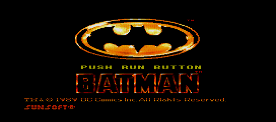 Batman [Model SS90003] screenshot