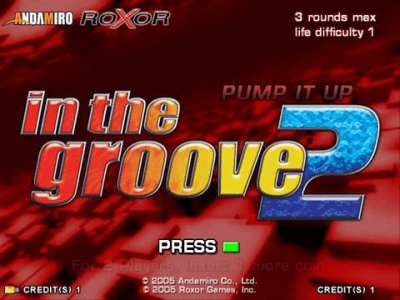 In the Groove 2 screenshot