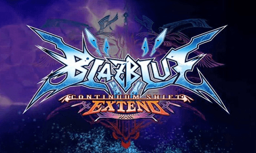 BlazBlue Continuum Shift Extend screenshot