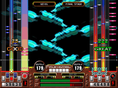 beatmania III APPEND 6thMIX screenshot