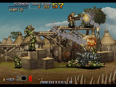 game metal slug 6 free