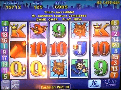 mr cashman african dusk slot software