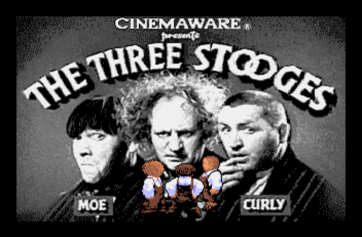The Three Stooges screenshot