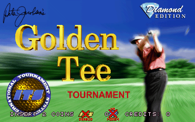 Golden Tee Tournament - Diamond Edition screenshot