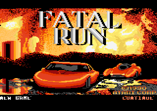Fatal Run [Model CX7854] screenshot