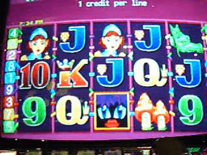 enchanted forest slot machine