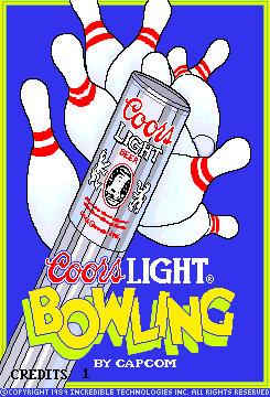 Coors Light Bowling screenshot