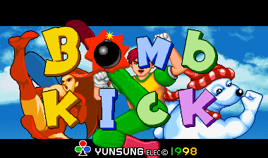 Bomb Kick screenshot