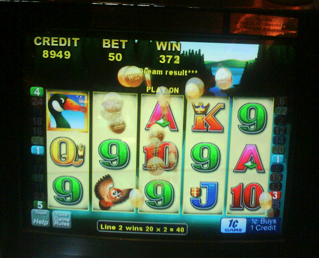 goose slot machine