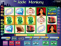 free jade monkey slot