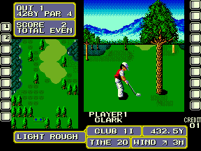 Country Club screenshot