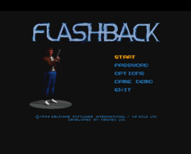 Flashback [Model 810 0202] screenshot