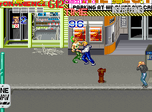 Crime Fighters [4-Player] screenshot
