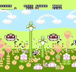 Fantasy Zone II - Opa-Opa no Namida [Model SS12-5500] screenshot