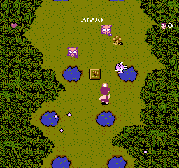 Adventures of DinoRiki [Model NES-SG-USA] screenshot