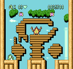 Bubble Bobble Part 2 [Model NES-BQ-USA] screenshot