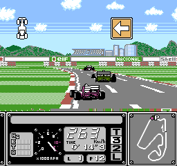 Formula 1 Sensation screenshot