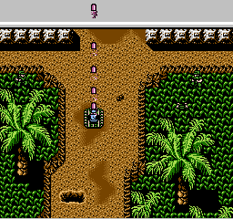 Guerrilla War [Model NES-GW-USA] screenshot